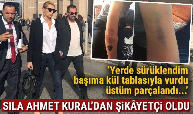 Sıla Ahmet Kural'dan şiddet gördü mü? Sıla'dan şiddet iddiası ve haberleri son dakika Ahmet Kural açıklaması!
