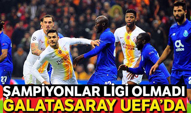 Maç Sonucu: Galatasaray:2 Porto:3