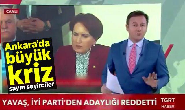 Yavaş, İYİ Parti'den adaylığı reddetti