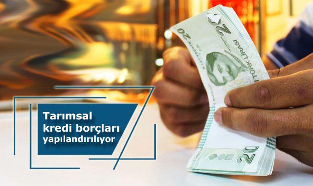 Bakan Pakdemirli: Tarımsal kredi borçları yapılandırılacak