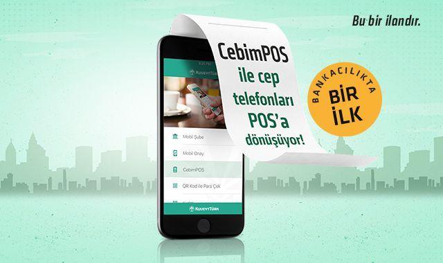 Bankacılıkta bir ilk: Cep telefonları POS'a dönüşüyor, esnaf ve KOBİ'ler rahatlıyor