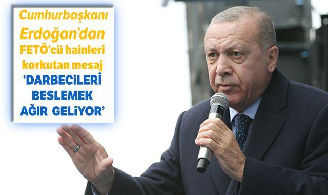 Cumhurbaşkanı Erdoğan: İdam cezasını kaldırmak hataydı