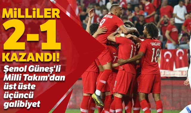 Türkiye Yunanistan Maçı Özet! TÜRKİYE:2- YUNANİSTAN:1 özeti golleri izle