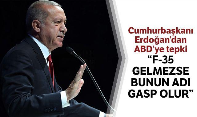 Cumhurbaşkanı Erdoğan: Hafter korsan AB gaspçı!