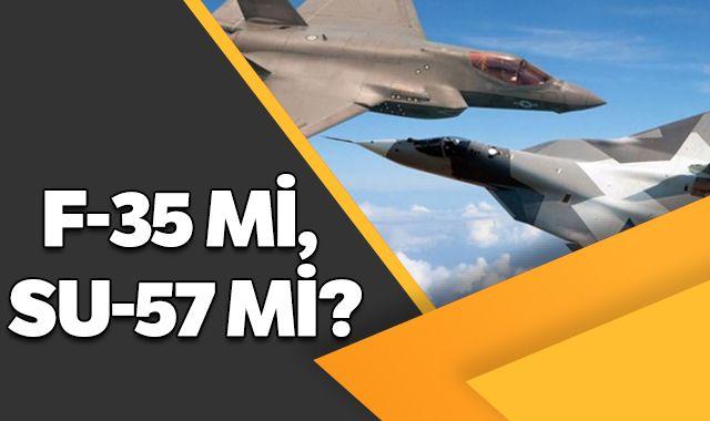 F-35 mi, SU-57 mi?