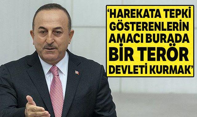 Bakan Çavuşoğlu'ndan çok önemli açıklamalar