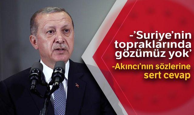 Cumhurbaşkanı Erdoğan'dan kritik mesajlar