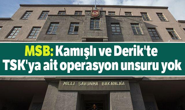 PKK'nın 'sivil halka saldırı yalanına' cevap