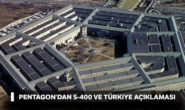 """Pentagon Savunma Politikaları Müsteşarı Rood: """"S-400 konusunda henüz pes etmedik"""""""