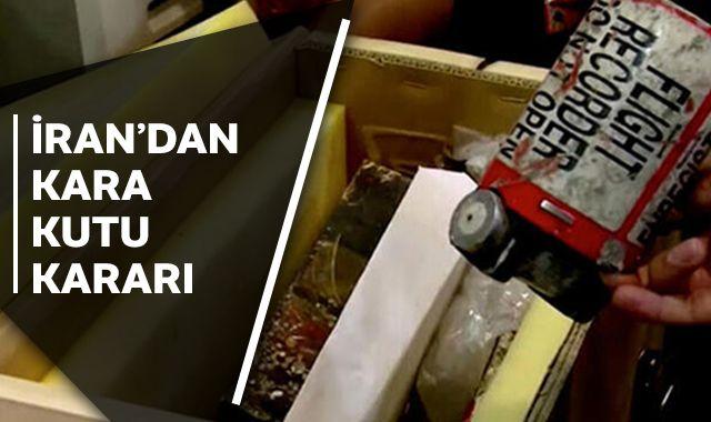 Düşürülen Ukrayna yolcu uçağının kara kutusu İran'da okunacak