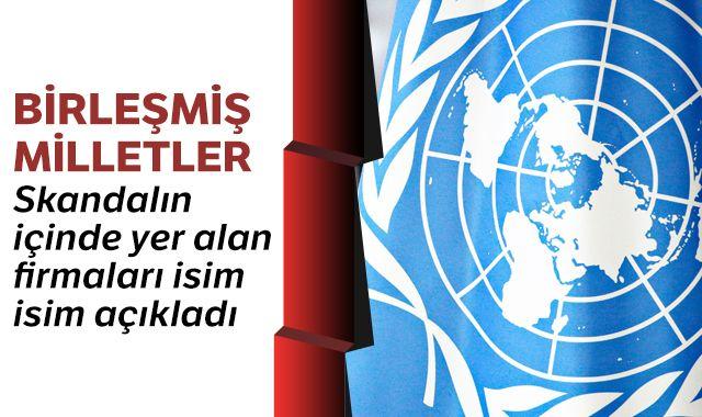 BM skandalın içinde yer alan firmaları isim isim açıkladı