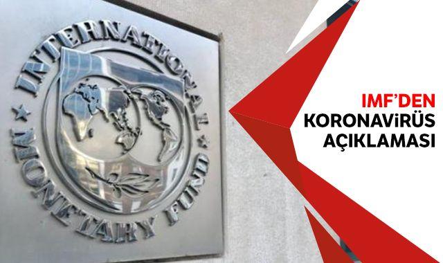 IMF'den 'koronavirüs' değerlendirmesi