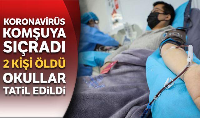 İran'da koronavirüs nedeniyle 2 kişi öldü