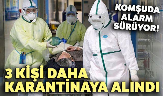 İran'da ölümlerin ardından 3 kişide daha koronavirüs tespit edildi