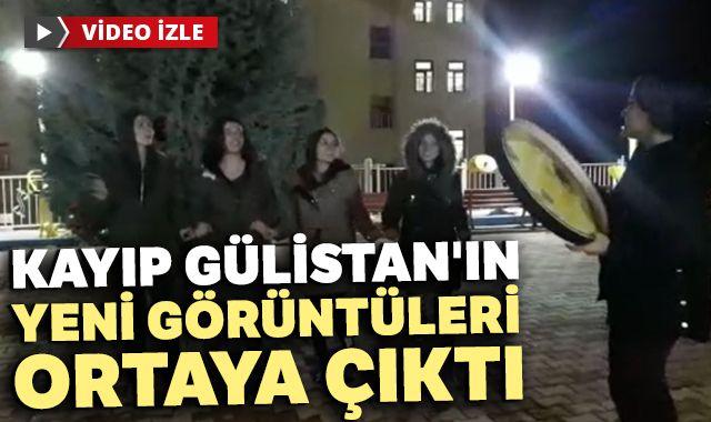 Kayıp Gülistan'ın yeni görüntüleri ortaya çıktı