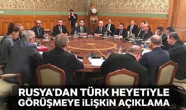 Rusya: Türkiye ile İdlib'de gerilimin azaltılması konusunda anlaşmalara bağlılığımızı belirttik