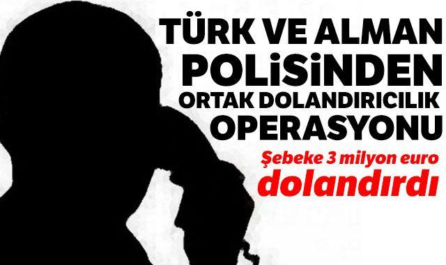 Türkiye ve Almanya'dan ortak dev operasyon!
