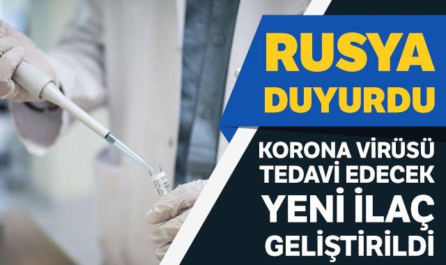 Rusya: Yeni tip korona virüsü tedavi edecek ilaç geliştirildi