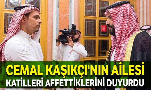 Cemal Kaşıkçı'nın ailesi katilleri affettiklerini duyurdu