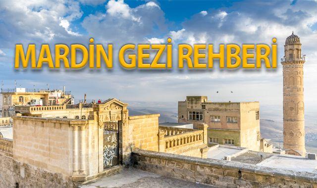 Mardin Gezi Rehberi / Mardin Gezilecek Yerler