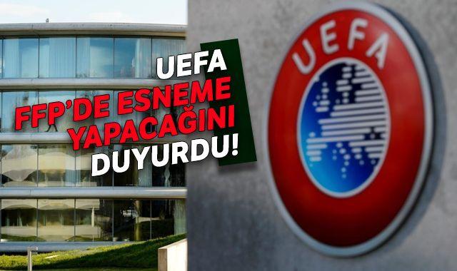 UEFA, Finansal Fair Play kurallarının esnetileceğini açıkladı