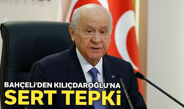 Bahçeli'den Kılıçdaroğlu'na çok sert tepki
