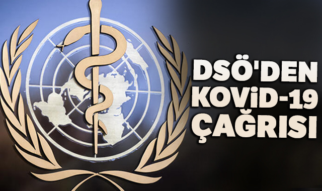 DSÖ'den Kovid-19 çağrısı