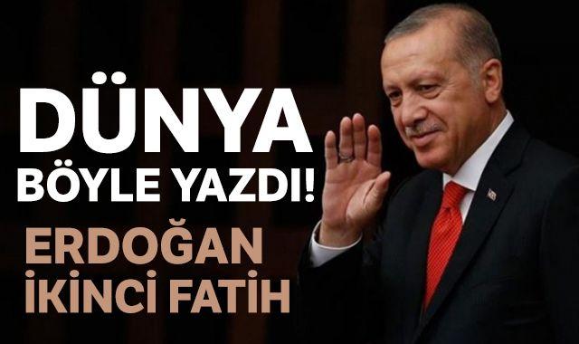 Erdoğan ikinci Fatih