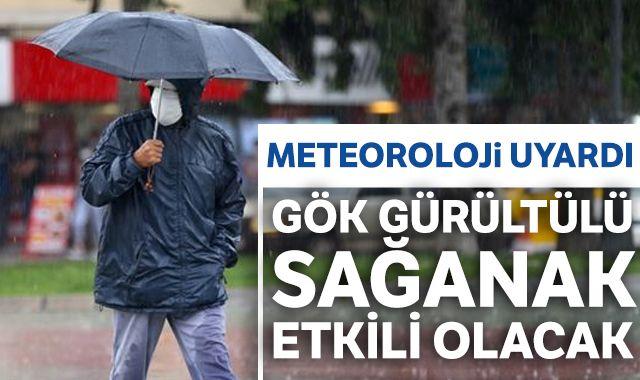 Yurtta hava durumu (21 Eylül hava durumu)