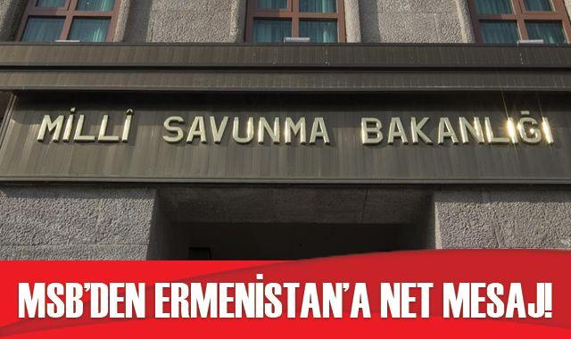 """""""Ermenistan işgal ettiği toprakları asıl sahibine vermelidir"""""""