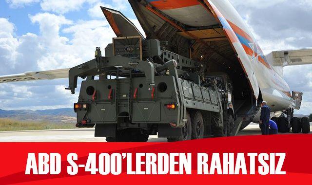 ABD'den S-400 açıklaması