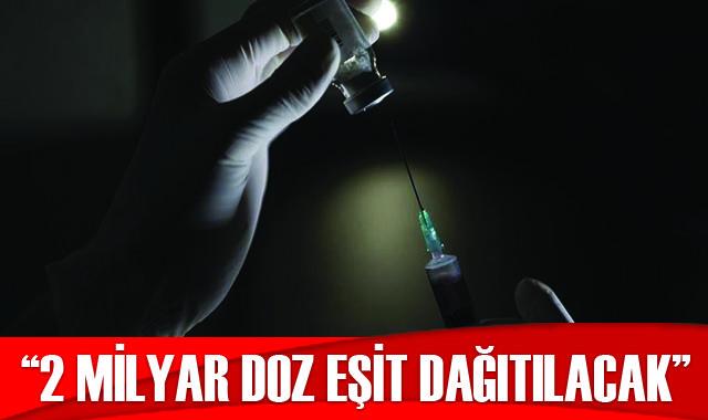 DSÖ: Çin ve 2 ülke daha Kovid-19 aşı programına katıldı