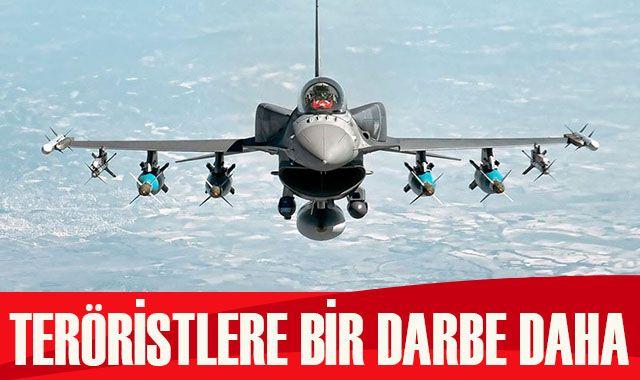 Kuzey Irak'ta 3 PKK'lı terörist etkisiz hale getirildi