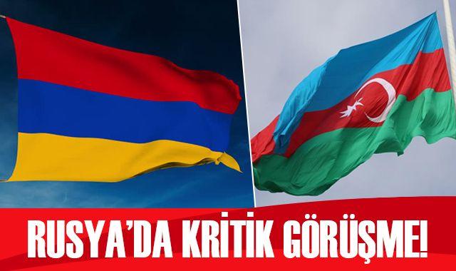 Lavrov, Azerbaycan Dışişleri Bakanı ve işgalci Ermenistan'ın Dışişleri Bakanı ile görüştü