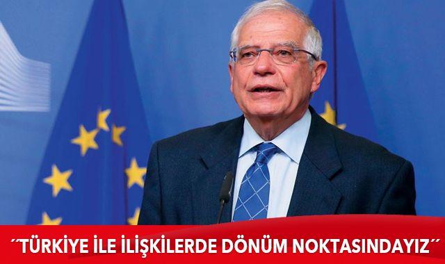 AB: Türkiye ile ilişkilerde dönüm noktasına yaklaşıyoruz