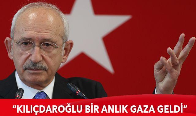 """Cumhurbaşkanı Erdoğan: """"Kılıçdaroğlu gaza geldi"""""""