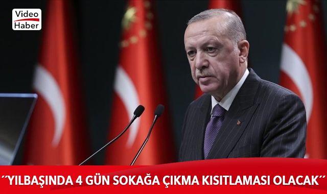 Cumhurbaşkanı Erdoğan yeni kararları duyurdu