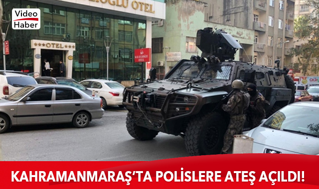 Kahramanmaraş'tan acı haber! Saldırıya uğrayan polis memuru şehit düştü