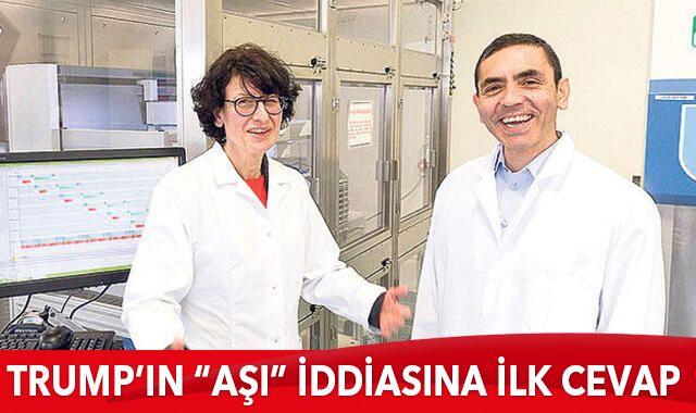 Koronavirüs aşısını bulan Prof. Dr. Uğur Şahin ve eşinden ses getirecek röportaj!