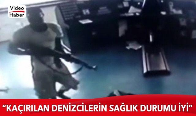 Bakan Çavuşoğlu: 15 Türk denizcinin sağlık durumu iyi