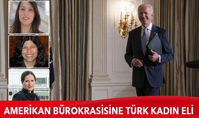 Biden'ın yönetiminde 3 Türk yer alıyor
