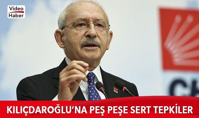 "CHP liderine ""sözde cumhurbaşkanı"" tepkisi"