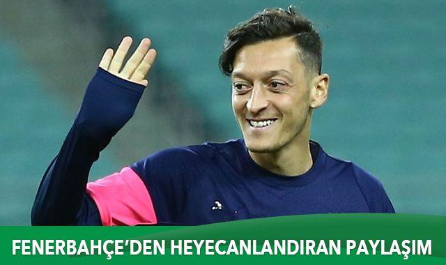 Fenerbahçe'den 'Gel Gündüzle Gece Olalım' paylaşımı