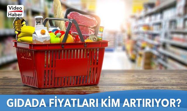 Gıdada fiyatları kim artırıyor?