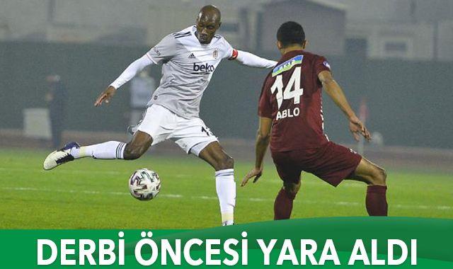 Hatayspor ile Beşiktaş 2-2 berabere kaldı