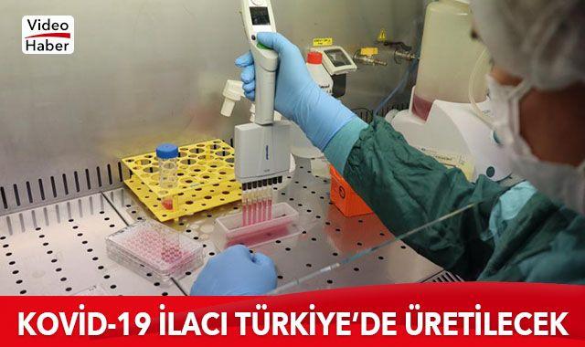 Koronavirüs tedavisinde yeni bir umut olacak ilaç Türkiye'de üretilecek