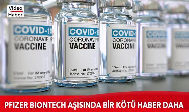 Pfizer/Biontech aşısı üç ülkede sınıfta kaldı
