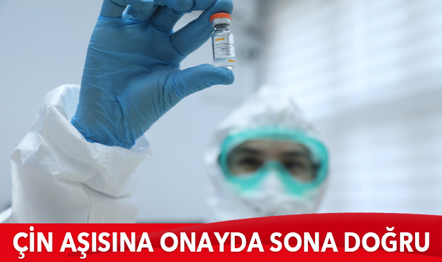 Türkiye'de Kovid-19 aşısına 'acil kullanım onayı'nda sona gelindi