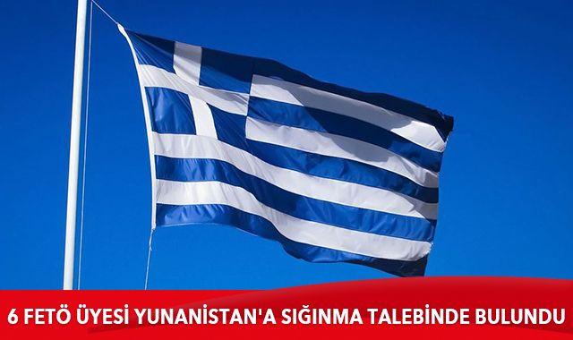 Türkiye'den kaçan 6 FETÖ üyesi Yunanistan'a sığınma talebinde bulundu