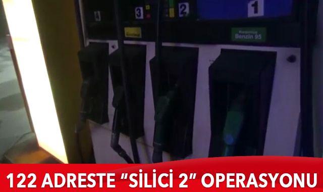 """""""SİLİCİ 2"""" operasyonu gerçekleştirildi"""